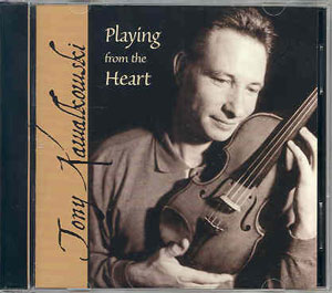 Playing from the Heart CD